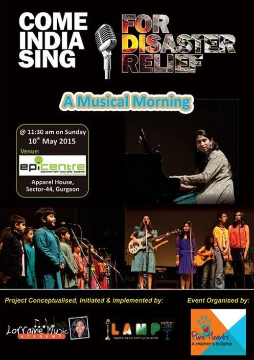 come-india-sing-for-desaster-relief