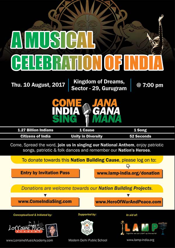 A Musical Celebration of India