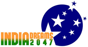 India Dream 2047 Logo